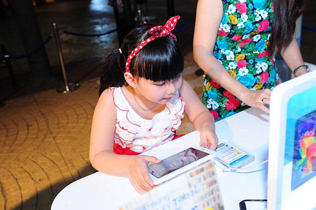 Máy tính bảng cho trẻ em đang được nhiều người quan tâm