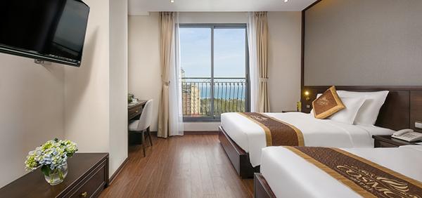 Khách sạn hai sao chất lượng đảm bảo sạch sẽ