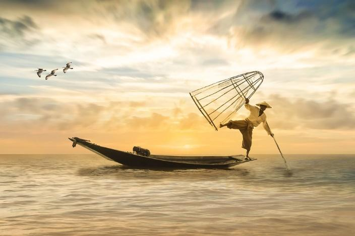 Nằm mơ thấy bắt cá là điềm tốt hay xấu